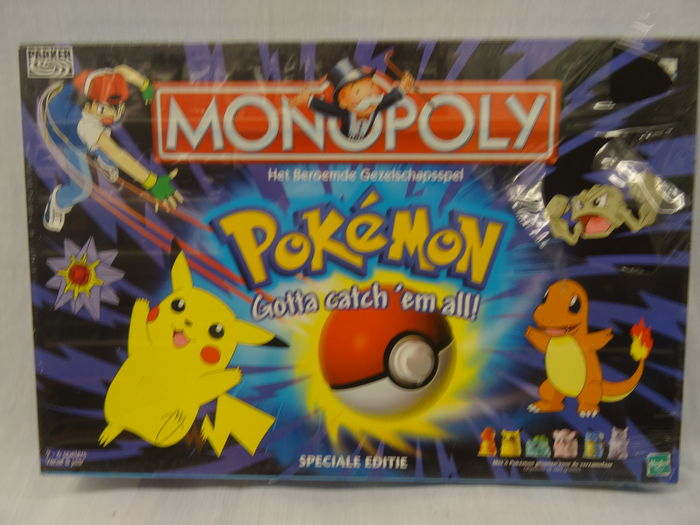5770727 Hasbro Monopoly Pokemon Gotta Catch Em All Special Edition 2 6