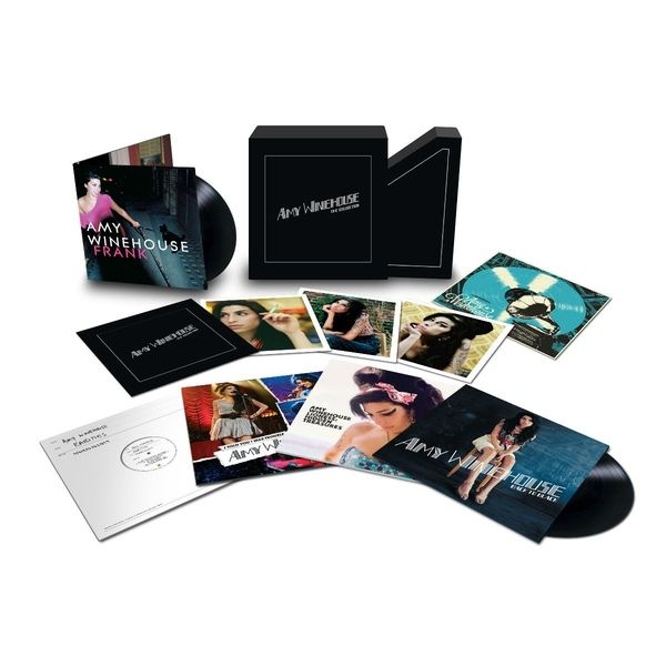 Amy Winehouse The Collection Deluxe 8lp 180 Gram Box