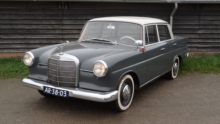 Mercedes benz 190c heckflosse 1964 catawiki for Mercedes benz henrietta ny