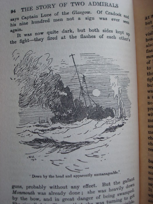 Henry Newbolt tales of the great war