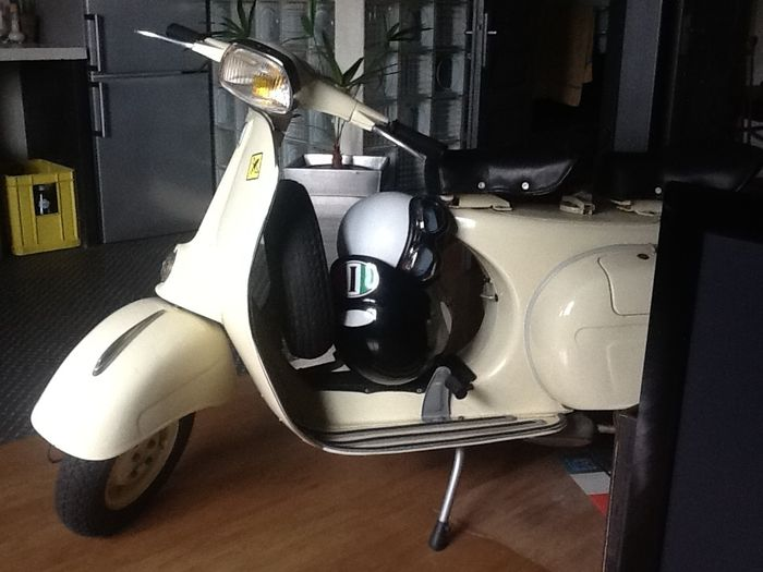 scooter vespa 125 gt 1963 catawiki. Black Bedroom Furniture Sets. Home Design Ideas