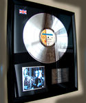 Check out our Prince & the new Power Generation - Diamonds & Pearls - Platinum record award