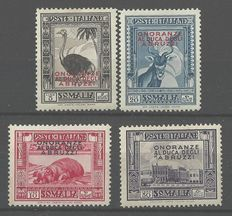 Monde - Collection of classic to modern stamps in two stock books, a.o. Somalian occupation