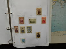 Mongolia 1932/1996 - Collection in folder