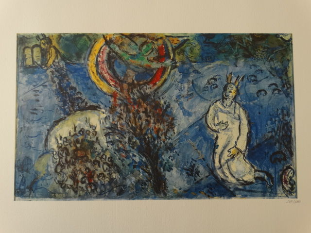Marc Chagall (1887-1985) (after) - Untitled - Catawiki Chagall Naar Een Ander Licht 1985