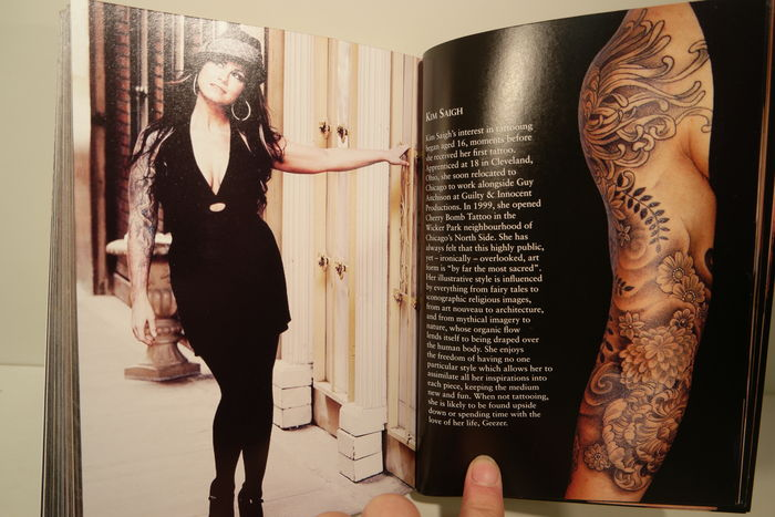 The mammoth book of tattoo 39 s paperback overzicht for The mammoth book of tattoos