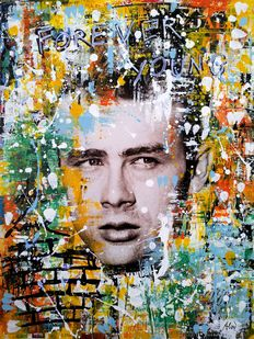 Umberto Alizzi - James Dean Forever Young