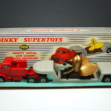 Siehe unsere Dinky Toys Auktion
