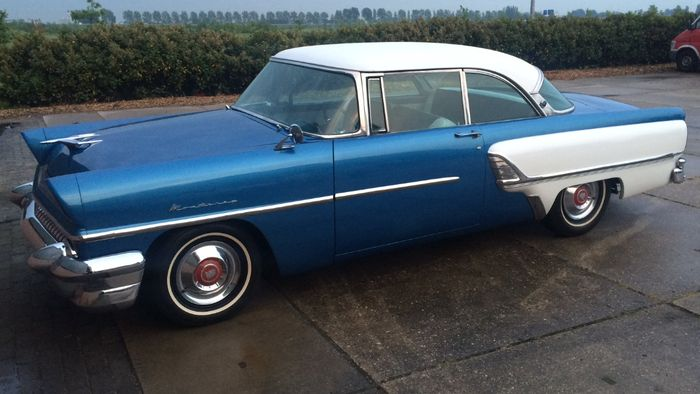 Mercury monterey 2 door hardtop coupe 1955 catawiki for 1955 mercury monterey 4 door