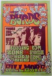 Check out our Byrds original signed 1967 Fillmore Poster