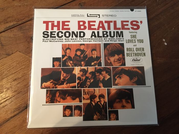 Beatles discography: United States of America (USA)