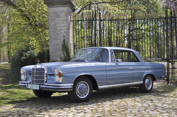 Mercedes benz 280se coup automatic 1969 catawiki for 1969 mercedes benz 280se