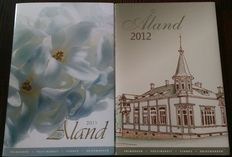 Åland 1984/2012 - Year collections 1984-2012 complete