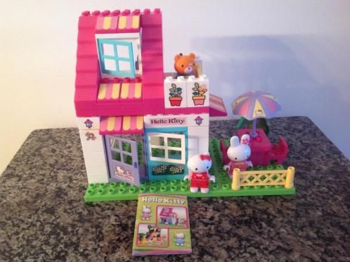 ... City Zoo + Deluxe Brick Box + Hello Kitty + extra stenen - Catawiki