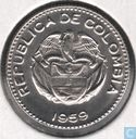 Coins - Colombia - Colombia 10 centavos 1959