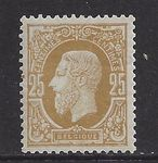 Check out our Belgium 1875 - King Leopold II - OBP 32