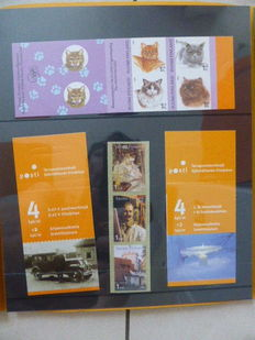 Finland and Åland 2002/2006 - four year collections