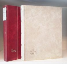 Vatican 1929/1990 - Collection with duplication in 2 stock books
