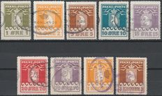 Greenland 1915 - Coat of arms - Michel PP4/12