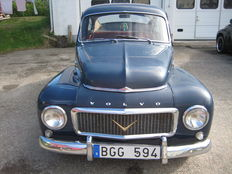 Volvo - PV 544 Special II - 1960