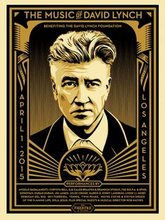 Shepard Fairey (OBEY) - The music of David Lynch