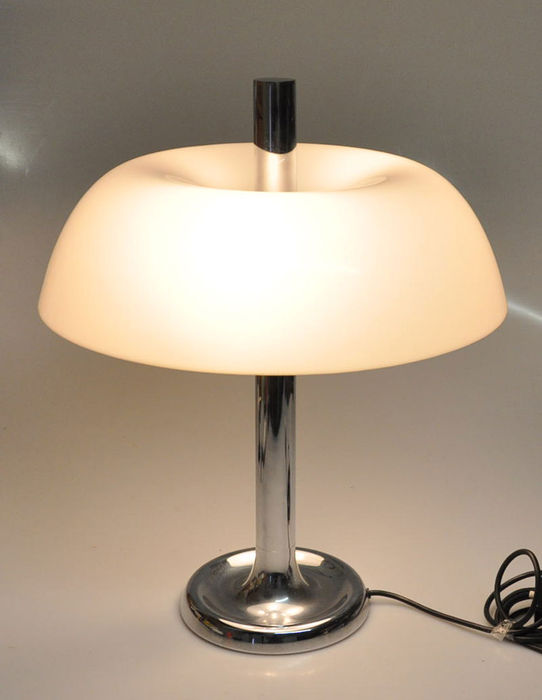 Hilebrand leuchten design table lamp catawiki for Design table lamp giffy 17 7