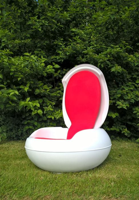 peter ghyzcy garden egg chair. Black Bedroom Furniture Sets. Home Design Ideas
