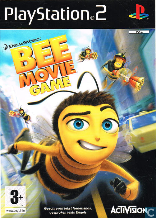 Play Bee Movie Game Free Online at PUFFGAMESCOM