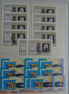 Federal Republic of Germany 1964/2012 - Lot of blocks in 3 stock books