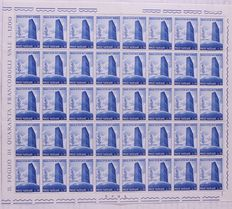 Vatican - Lot ± 1968/1980 in 3 stock books incl. sheet parts and sheets