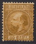 Check out our Netherlands 1867 - King William III Third emission - NVPH 12