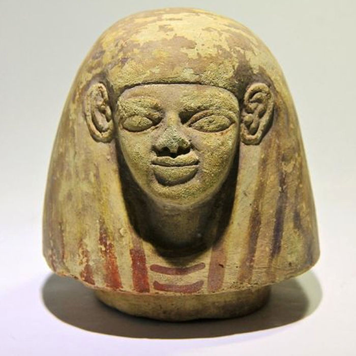 how to make ancient egyptian canopic jars