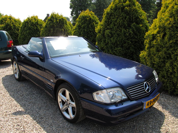 mercedes benz sl 600 roadster v12 automatik 1996 catawiki. Black Bedroom Furniture Sets. Home Design Ideas