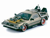 "Bekijk onze Sun Star - Schaal 1/18 - De Lorean ""Back to the Future"" (Part III)"