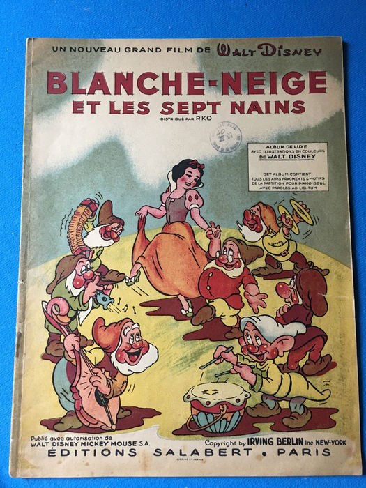 Blanche Neige Et Les 7 Nains Streaming