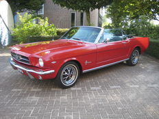 Ford - Mustang Cabrio - 1965
