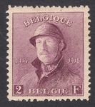 Check out our Belgium 1919 - King Albert I with helmet - OBP 176