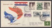 Check out our Netherlands 1950 - FDC Summer - NVPH E1, with valuation certificate