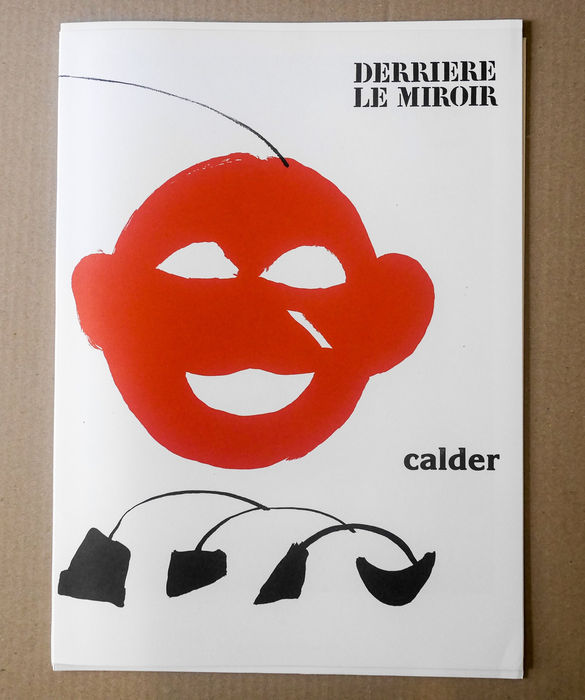Alexander calder after derri re le miroir 221 catawiki for Alexander calder derriere le miroir
