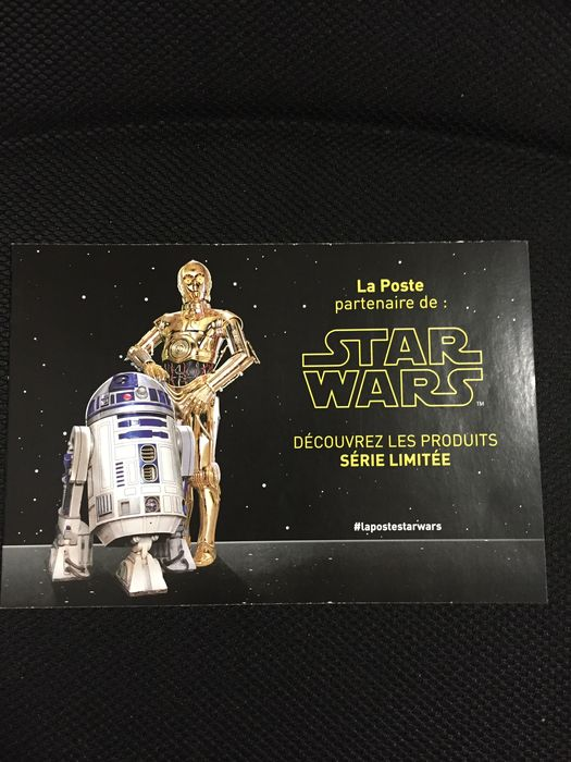 how to make a star wars envelope