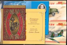 Russia 2002/2013 - Selection of 5 Prestige booklets