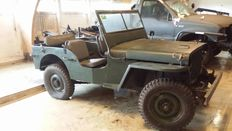 Willys - Jeep - 1943