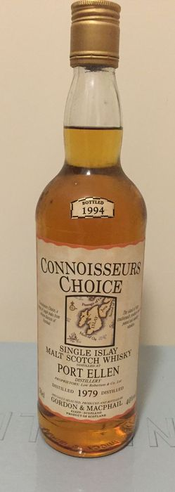 Port Ellen 1979, Connoisseurs Choice