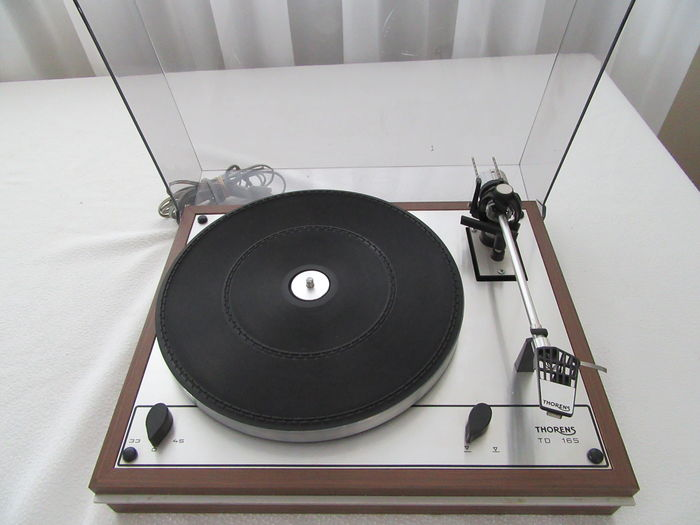 thorens td 165 draaitafel geserviced nieuwe snaar catawiki. Black Bedroom Furniture Sets. Home Design Ideas