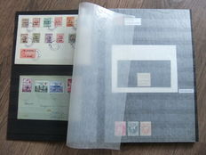 Italy, Italian States and regions - batch on stock pages