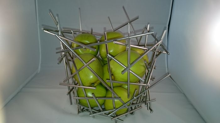 Fratelli campana for alessi fruit basket type fc03 blow up collection catawiki - Alessi fruit basket ...