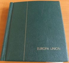 Europa Stamps and United Nations - Collection including UNTEA in album