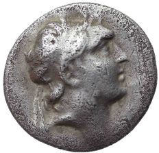 Greek Antiquity - Kings of Cappadocia, Ariarathes IV (220-163), Drachm, c. 163 BC AR 4,23gr - 18mm
