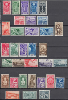 Italy Kingdom - collection of 6 complete sets