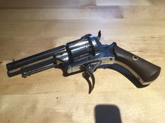 7 mm Lefaucheux Revolver Very Good Condition